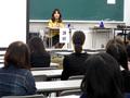 NOZZE代表・須野田 珠美社長が大分県の中高一貫校で講演〜「夢を実現する力 仲間と切瑳琢磨する力」